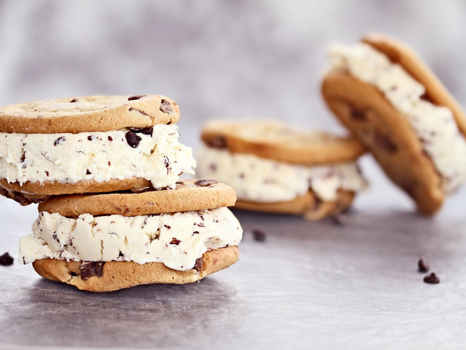 Black Forest Icebox Cookies