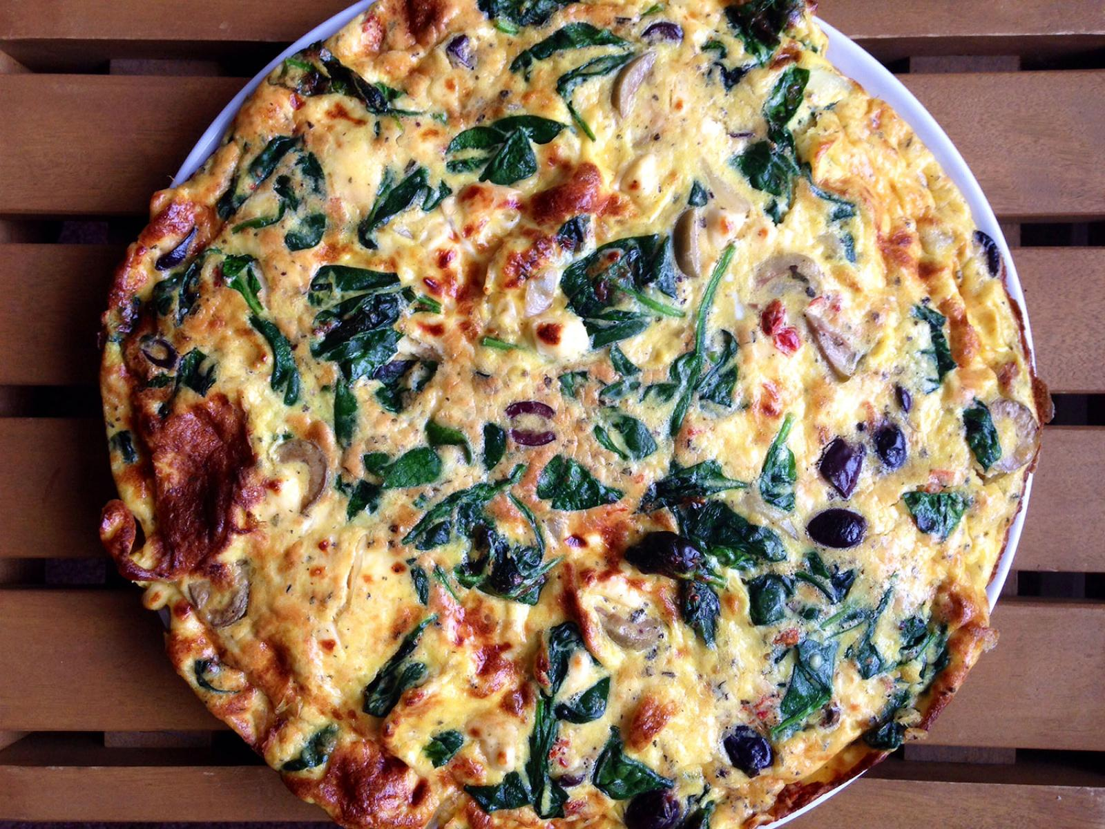 Central Frittata
